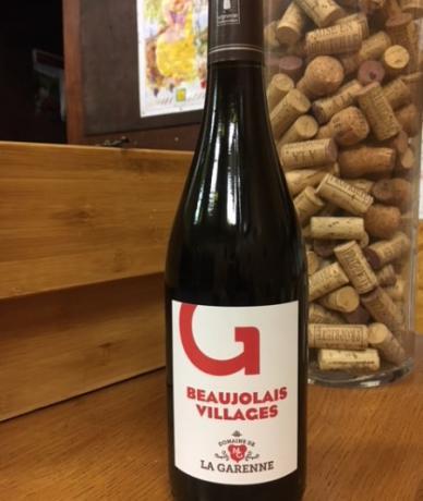 Beaujolais villages rouge 2015 - 75 cl