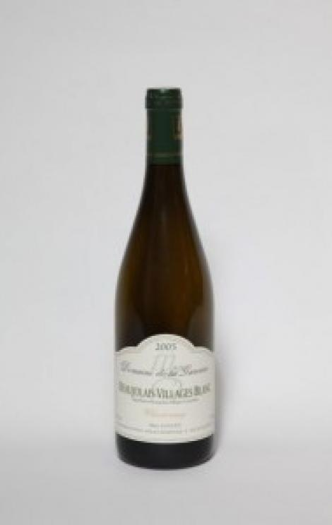 Beaujolais villages Blanc 2013 - 75 cl